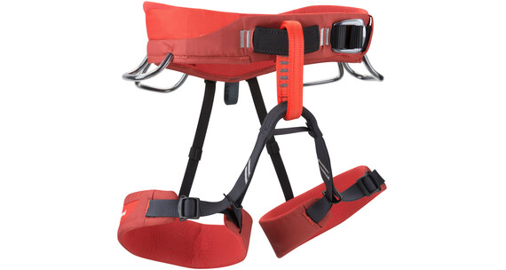 Black Diamond Momentum Harness Lava